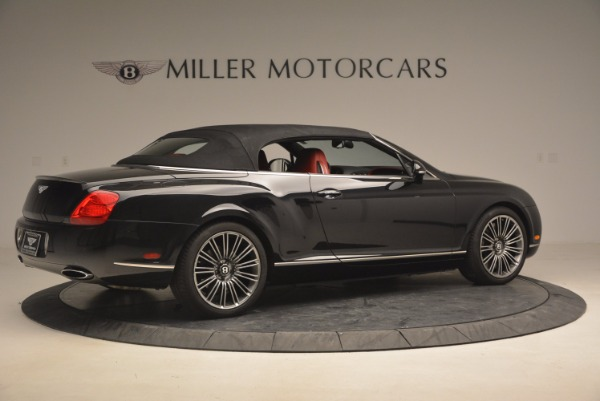 Used 2010 Bentley Continental GT Speed for sale Sold at Rolls-Royce Motor Cars Greenwich in Greenwich CT 06830 21
