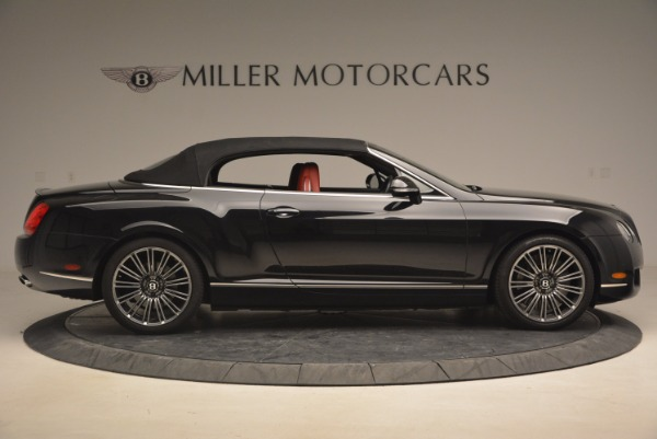 Used 2010 Bentley Continental GT Speed for sale Sold at Rolls-Royce Motor Cars Greenwich in Greenwich CT 06830 22