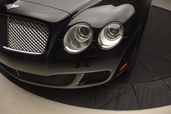 Used 2010 Bentley Continental GT Speed for sale Sold at Rolls-Royce Motor Cars Greenwich in Greenwich CT 06830 27