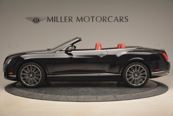 Used 2010 Bentley Continental GT Speed for sale Sold at Rolls-Royce Motor Cars Greenwich in Greenwich CT 06830 3