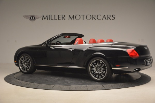 Used 2010 Bentley Continental GT Speed for sale Sold at Rolls-Royce Motor Cars Greenwich in Greenwich CT 06830 4