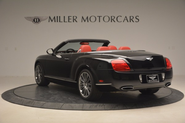 Used 2010 Bentley Continental GT Speed for sale Sold at Rolls-Royce Motor Cars Greenwich in Greenwich CT 06830 5