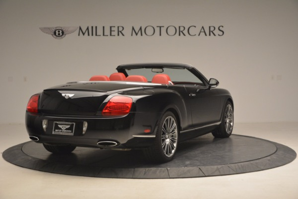 Used 2010 Bentley Continental GT Speed for sale Sold at Rolls-Royce Motor Cars Greenwich in Greenwich CT 06830 7
