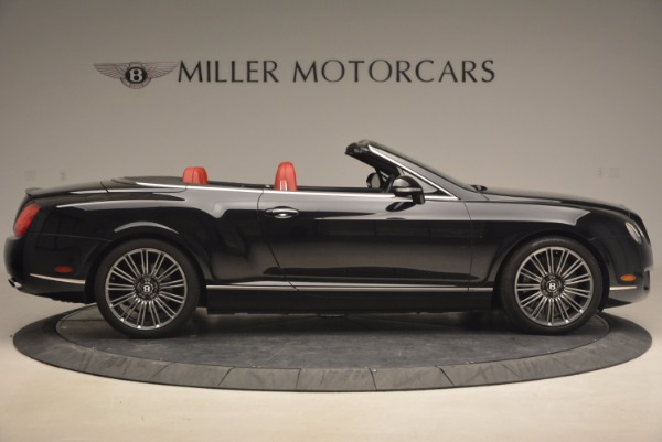 Used 2010 Bentley Continental GT Speed for sale Sold at Rolls-Royce Motor Cars Greenwich in Greenwich CT 06830 9