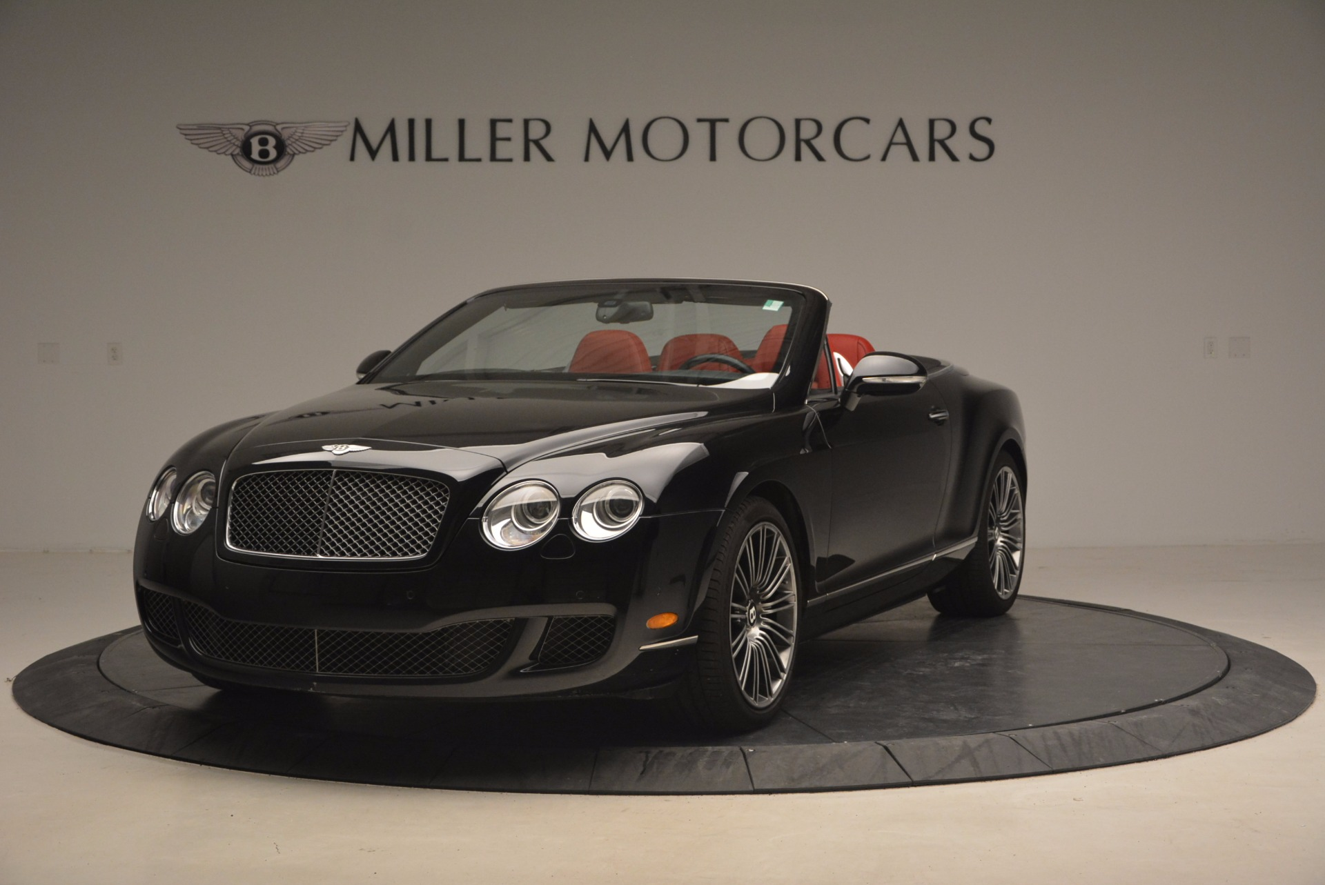 Used 2010 Bentley Continental GT Speed for sale Sold at Rolls-Royce Motor Cars Greenwich in Greenwich CT 06830 1