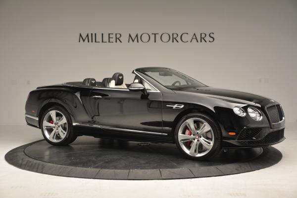 New 2016 Bentley Continental GT V8 S Convertible for sale Sold at Rolls-Royce Motor Cars Greenwich in Greenwich CT 06830 10