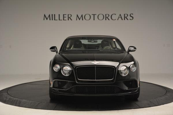 New 2016 Bentley Continental GT V8 S Convertible for sale Sold at Rolls-Royce Motor Cars Greenwich in Greenwich CT 06830 13