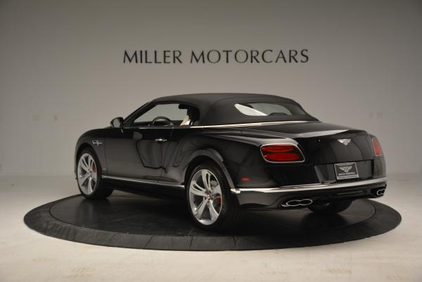 New 2016 Bentley Continental GT V8 S Convertible for sale Sold at Rolls-Royce Motor Cars Greenwich in Greenwich CT 06830 17
