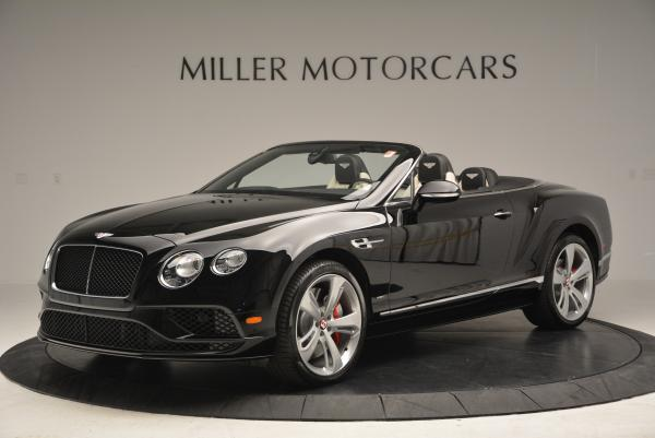 New 2016 Bentley Continental GT V8 S Convertible for sale Sold at Rolls-Royce Motor Cars Greenwich in Greenwich CT 06830 2