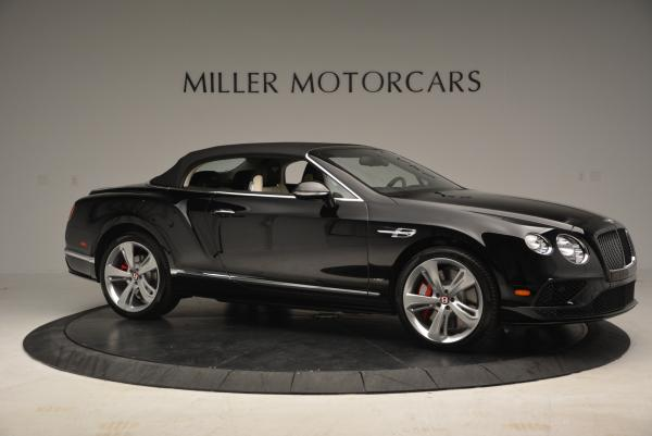 New 2016 Bentley Continental GT V8 S Convertible for sale Sold at Rolls-Royce Motor Cars Greenwich in Greenwich CT 06830 22