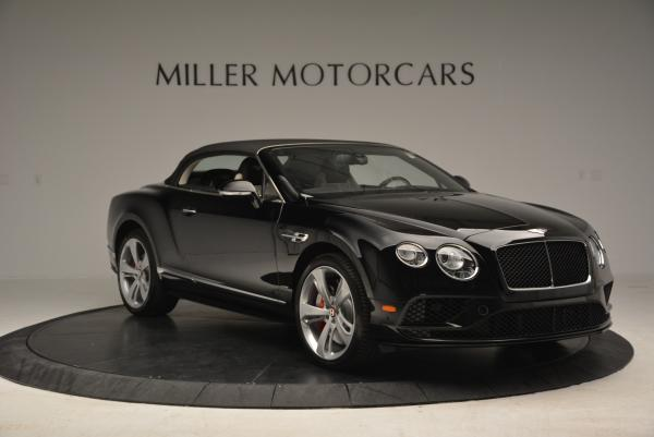 New 2016 Bentley Continental GT V8 S Convertible for sale Sold at Rolls-Royce Motor Cars Greenwich in Greenwich CT 06830 23