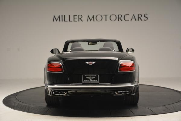 New 2016 Bentley Continental GT V8 S Convertible for sale Sold at Rolls-Royce Motor Cars Greenwich in Greenwich CT 06830 6