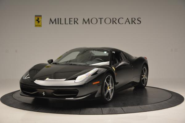 Used 2012 Ferrari 458 Spider for sale Sold at Rolls-Royce Motor Cars Greenwich in Greenwich CT 06830 13