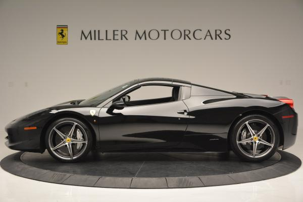 Used 2012 Ferrari 458 Spider for sale Sold at Rolls-Royce Motor Cars Greenwich in Greenwich CT 06830 15
