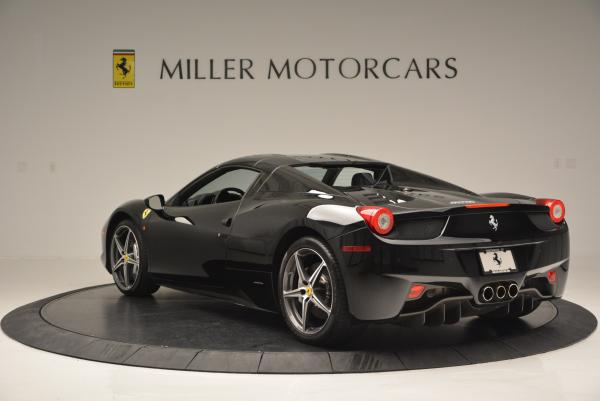 Used 2012 Ferrari 458 Spider for sale Sold at Rolls-Royce Motor Cars Greenwich in Greenwich CT 06830 17