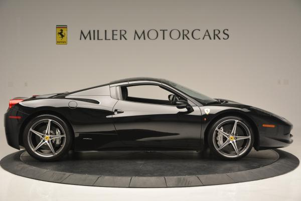 Used 2012 Ferrari 458 Spider for sale Sold at Rolls-Royce Motor Cars Greenwich in Greenwich CT 06830 21