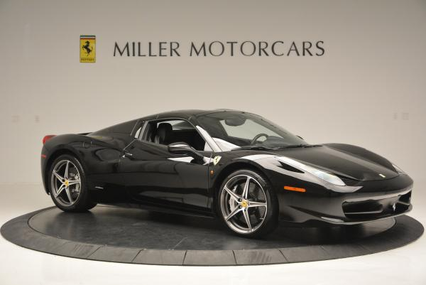 Used 2012 Ferrari 458 Spider for sale Sold at Rolls-Royce Motor Cars Greenwich in Greenwich CT 06830 22