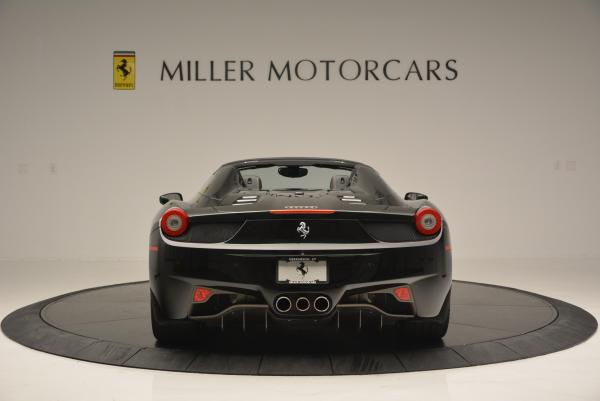 Used 2012 Ferrari 458 Spider for sale Sold at Rolls-Royce Motor Cars Greenwich in Greenwich CT 06830 6