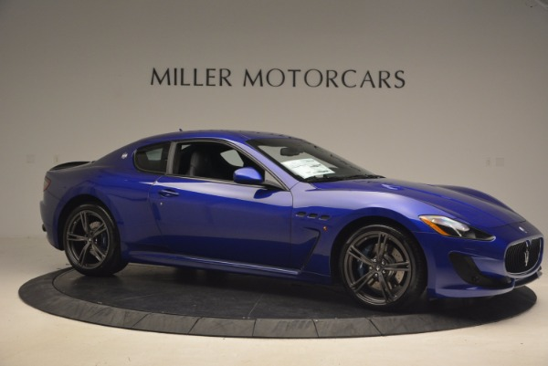 New 2017 Maserati GranTurismo Sport Coupe Special Edition for sale Sold at Rolls-Royce Motor Cars Greenwich in Greenwich CT 06830 10