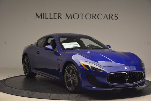 New 2017 Maserati GranTurismo Sport Coupe Special Edition for sale Sold at Rolls-Royce Motor Cars Greenwich in Greenwich CT 06830 11