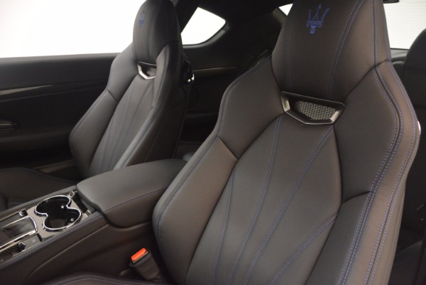 New 2017 Maserati GranTurismo Sport Coupe Special Edition for sale Sold at Rolls-Royce Motor Cars Greenwich in Greenwich CT 06830 18