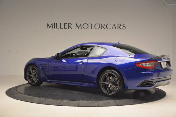 New 2017 Maserati GranTurismo Sport Coupe Special Edition for sale Sold at Rolls-Royce Motor Cars Greenwich in Greenwich CT 06830 4