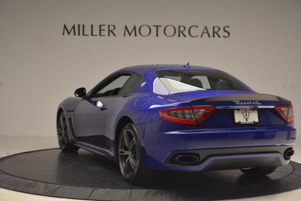 New 2017 Maserati GranTurismo Sport Coupe Special Edition for sale Sold at Rolls-Royce Motor Cars Greenwich in Greenwich CT 06830 5