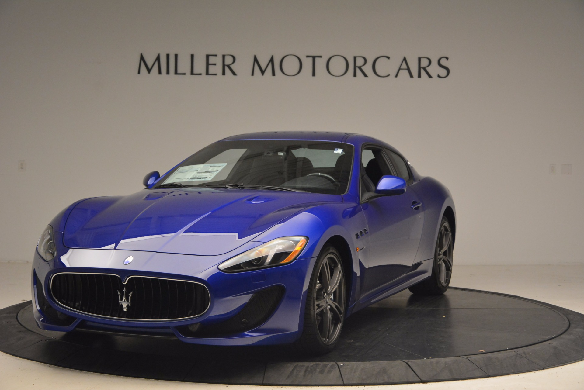 New 2017 Maserati GranTurismo Sport Coupe Special Edition for sale Sold at Rolls-Royce Motor Cars Greenwich in Greenwich CT 06830 1