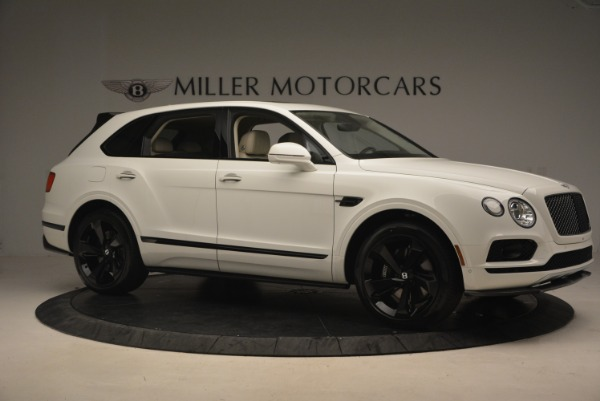 Used 2018 Bentley Bentayga Black Edition for sale Sold at Rolls-Royce Motor Cars Greenwich in Greenwich CT 06830 10