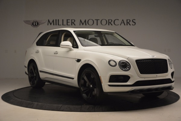 Used 2018 Bentley Bentayga Black Edition for sale Sold at Rolls-Royce Motor Cars Greenwich in Greenwich CT 06830 11