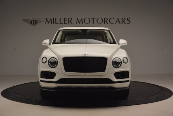 Used 2018 Bentley Bentayga Black Edition for sale Sold at Rolls-Royce Motor Cars Greenwich in Greenwich CT 06830 12