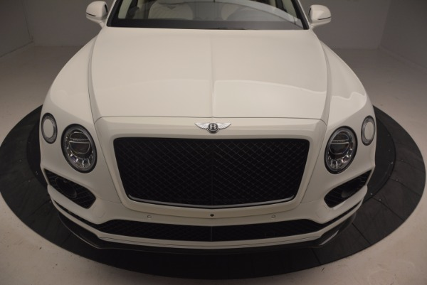 Used 2018 Bentley Bentayga Black Edition for sale Sold at Rolls-Royce Motor Cars Greenwich in Greenwich CT 06830 13