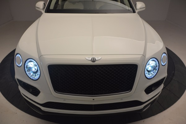 Used 2018 Bentley Bentayga Black Edition for sale Sold at Rolls-Royce Motor Cars Greenwich in Greenwich CT 06830 16