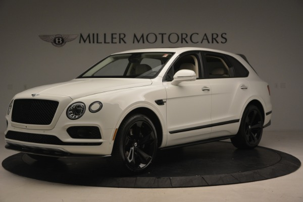 Used 2018 Bentley Bentayga Black Edition for sale Sold at Rolls-Royce Motor Cars Greenwich in Greenwich CT 06830 2