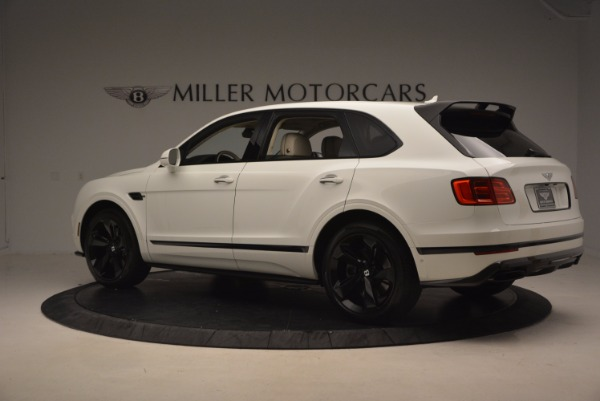 Used 2018 Bentley Bentayga Black Edition for sale Sold at Rolls-Royce Motor Cars Greenwich in Greenwich CT 06830 4