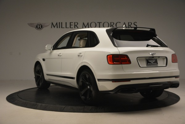 Used 2018 Bentley Bentayga Black Edition for sale Sold at Rolls-Royce Motor Cars Greenwich in Greenwich CT 06830 5