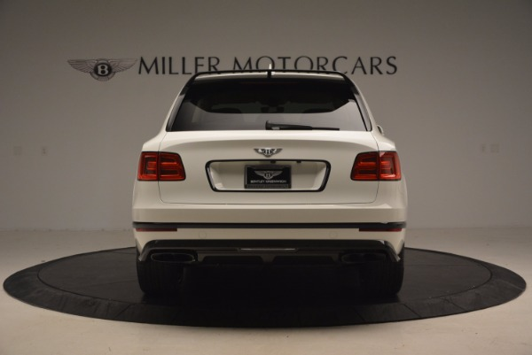 Used 2018 Bentley Bentayga Black Edition for sale Sold at Rolls-Royce Motor Cars Greenwich in Greenwich CT 06830 6
