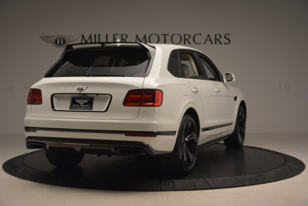 Used 2018 Bentley Bentayga Black Edition for sale Sold at Rolls-Royce Motor Cars Greenwich in Greenwich CT 06830 7