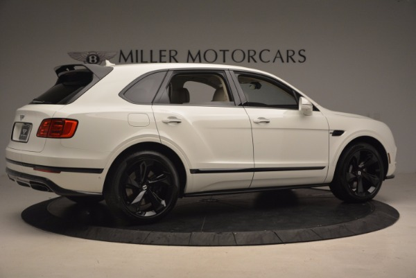 Used 2018 Bentley Bentayga Black Edition for sale Sold at Rolls-Royce Motor Cars Greenwich in Greenwich CT 06830 8