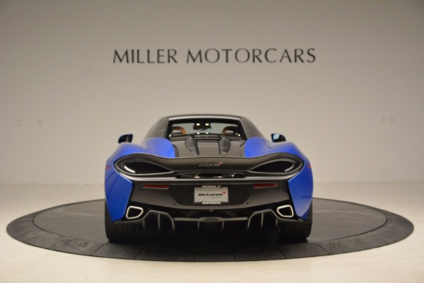 Used 2018 McLaren 570S Spider for sale Call for price at Rolls-Royce Motor Cars Greenwich in Greenwich CT 06830 18