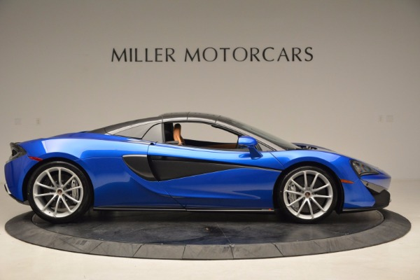 Used 2018 McLaren 570S Spider for sale Call for price at Rolls-Royce Motor Cars Greenwich in Greenwich CT 06830 20