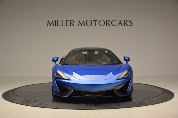 Used 2018 McLaren 570S Spider for sale Call for price at Rolls-Royce Motor Cars Greenwich in Greenwich CT 06830 22