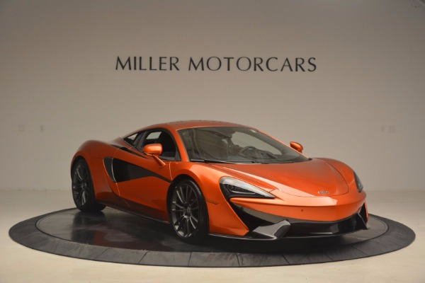 Used 2017 McLaren 570S for sale Sold at Rolls-Royce Motor Cars Greenwich in Greenwich CT 06830 13