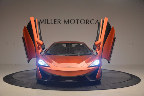 Used 2017 McLaren 570S for sale Sold at Rolls-Royce Motor Cars Greenwich in Greenwich CT 06830 15