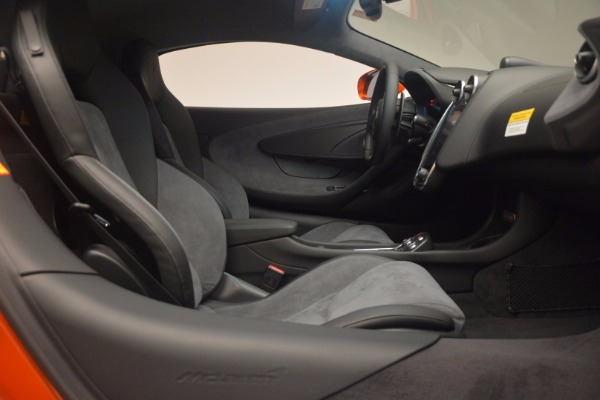 Used 2017 McLaren 570S for sale Sold at Rolls-Royce Motor Cars Greenwich in Greenwich CT 06830 22