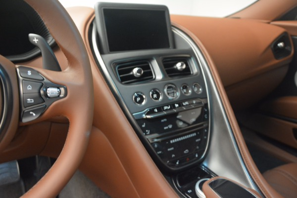 Used 2017 Aston Martin DB11 for sale Sold at Rolls-Royce Motor Cars Greenwich in Greenwich CT 06830 18