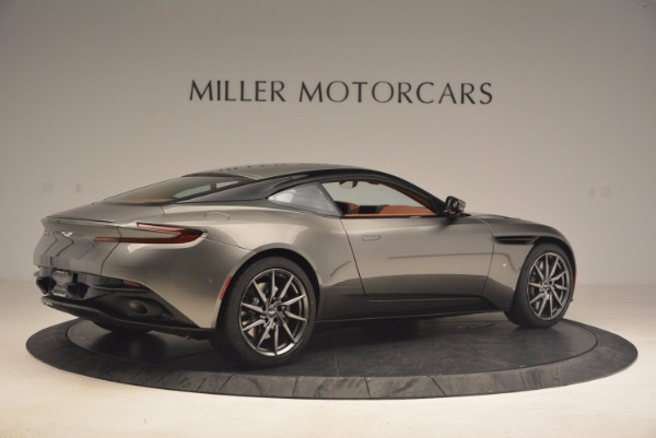 Used 2017 Aston Martin DB11 for sale Sold at Rolls-Royce Motor Cars Greenwich in Greenwich CT 06830 8
