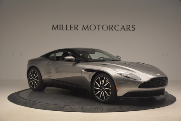 New 2017 Aston Martin DB11 for sale Sold at Rolls-Royce Motor Cars Greenwich in Greenwich CT 06830 10