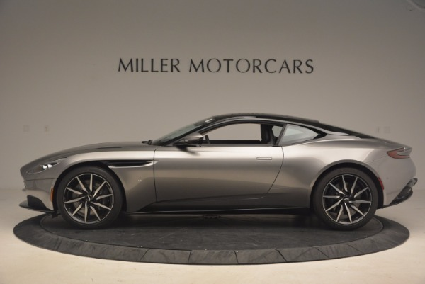New 2017 Aston Martin DB11 for sale Sold at Rolls-Royce Motor Cars Greenwich in Greenwich CT 06830 3