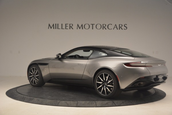 New 2017 Aston Martin DB11 for sale Sold at Rolls-Royce Motor Cars Greenwich in Greenwich CT 06830 4